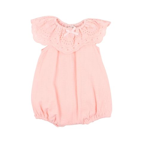 Fox N Finch Baby Girls Frolic Broderie Anglaise Romper