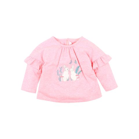 Bebe Rose Bunny Top