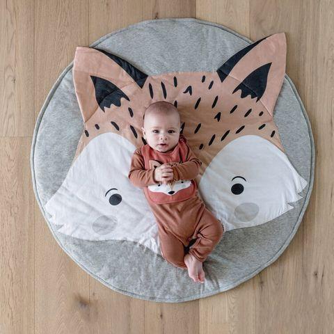 Mister Fly Fox Playmat