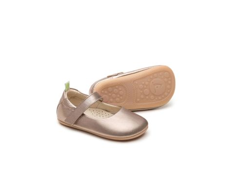 Tip Toey Joey Mary Janes Dolly Gold Sparkle