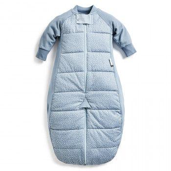 Ergopouch Sleep Suit Bag 2.5 tog Pebble