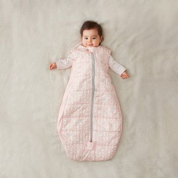 Ergopouch Sheeting Sleeping Bag 2.5 tog Spring Leaves