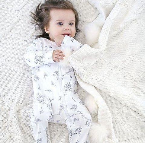 Bambino & Bundles Breathe Long Sleeve Jumpsuit