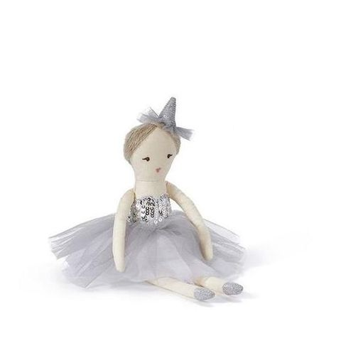 Nana Huchy Mini Marshmellow Silver