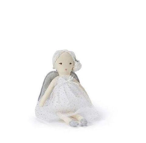 Nana Huchy Mini Isabella Angle White