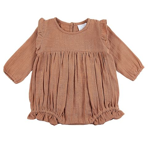 Alex & Ant Pippa Playsuit Rust