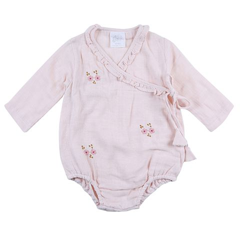 Alex & Ant Ambra Playsuit Pink