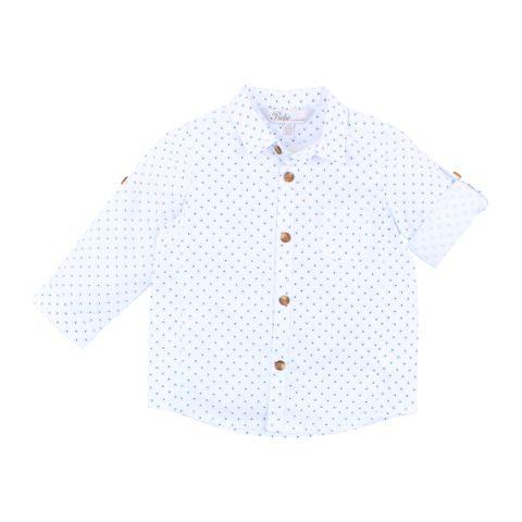 Bebe Geo Print Shirt