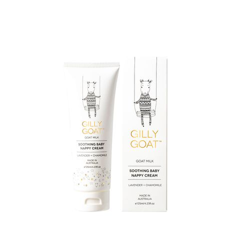 Gilly Goat Soothing Baby Nappy Cream