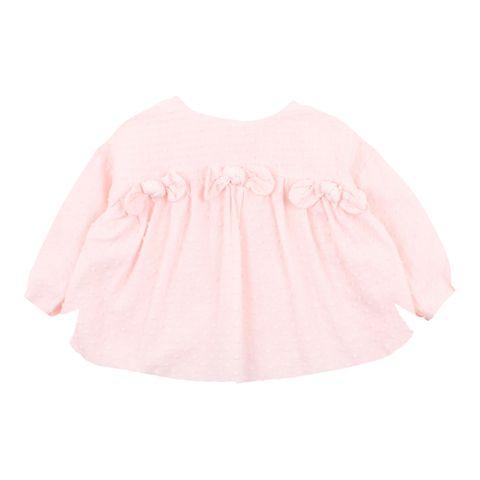 Fox & Finch Flopsy Blouse Petal Pink