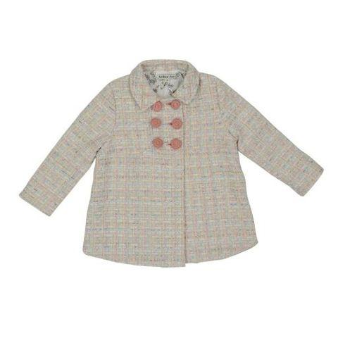 Arthur Avenue Tweed Coat