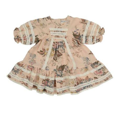 Arthur Avenue Peasent Dress