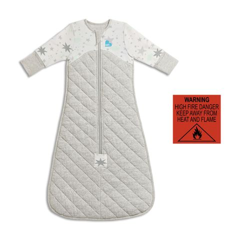 Love to Dream Sleep Bag 2.5 tog White