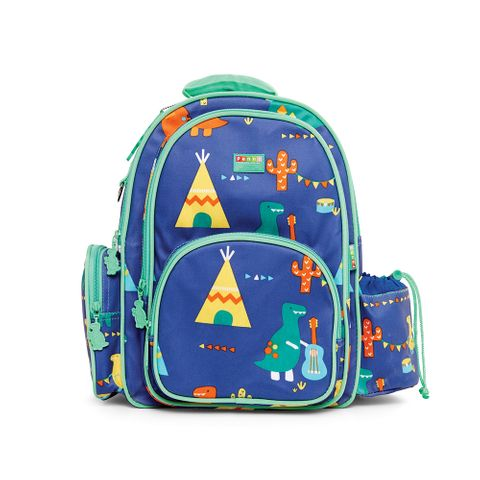 Penny Scallan Dino Rock Backpack Large