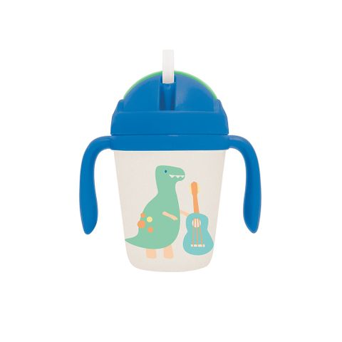 Penny Scallan Dino Rock Bamboo Sippy Cup