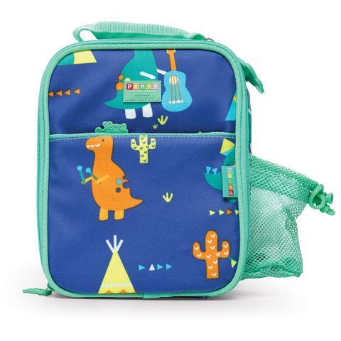 Penny Scallan Dino Rock Bento Cooler Bag