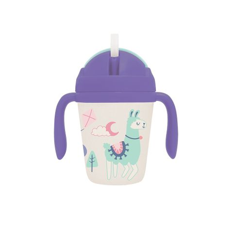 Penny Scallan Loopy Llama Bamboo Sippy Cup