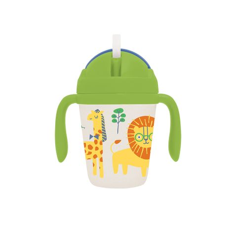 Penny Scallan Wild Thing Bamboo Sippy Cup