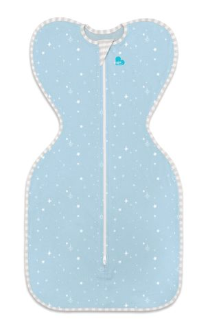 Love to Dream Swaddle Up Lite 0.2 tog Blue