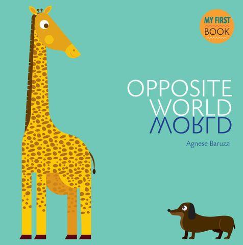 Opposite World Book