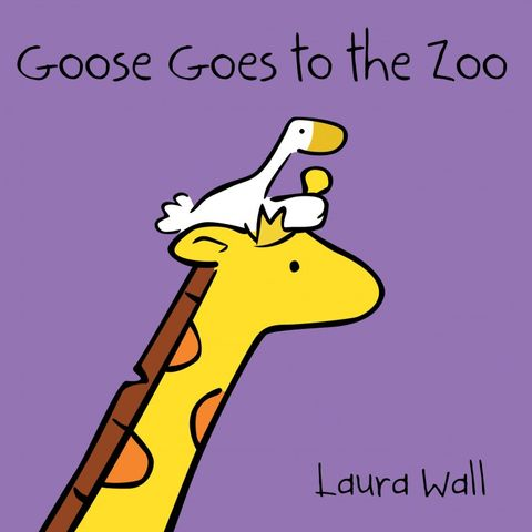 Goose Goes to the Zoo Book
