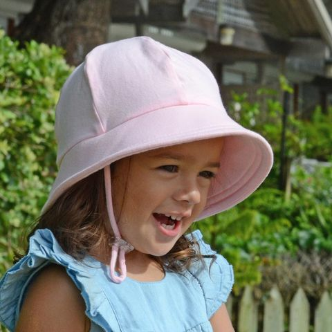 Bedhead Blush Pink Bucket Hat
