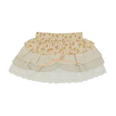Arthur Avenue Vanilla Skirt