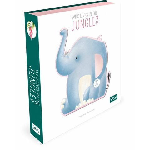 Who Lives in the Jungle Musical Book