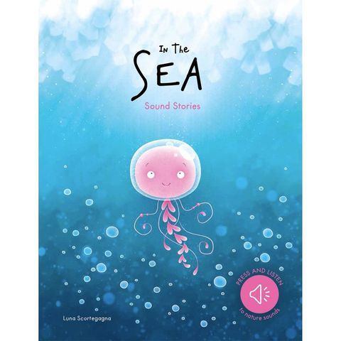 In the Sea Sound Stories Book