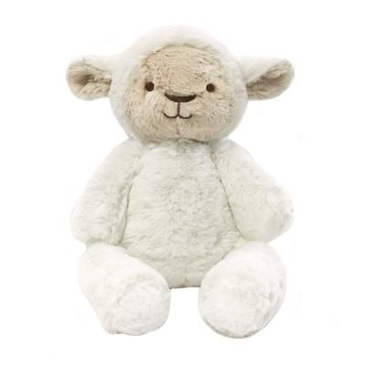 OB Designs Lee Lamb Huggie Stuffed Animal