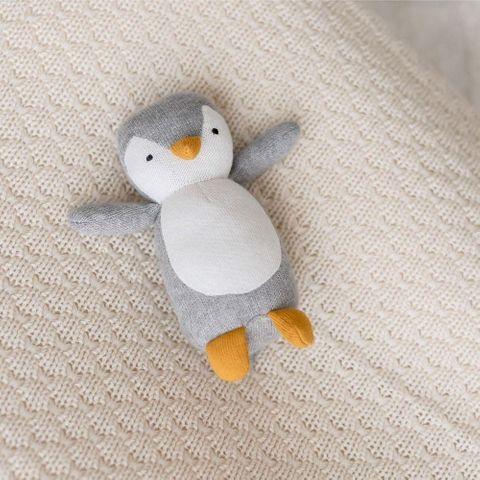 Di Lusso Living Peter Penguin Toy