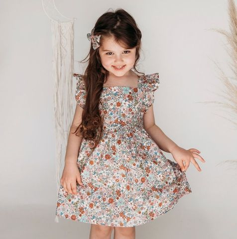 Karibou My Little Sunshine Floral Magic Dress