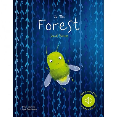 In the Forest Sound Stories Book
