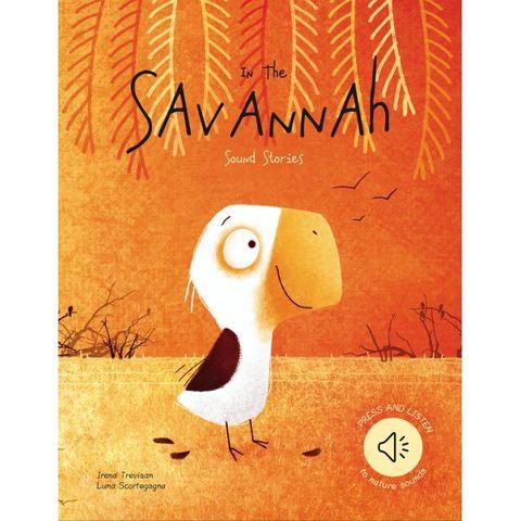 In the Savannah Sound Stories Book