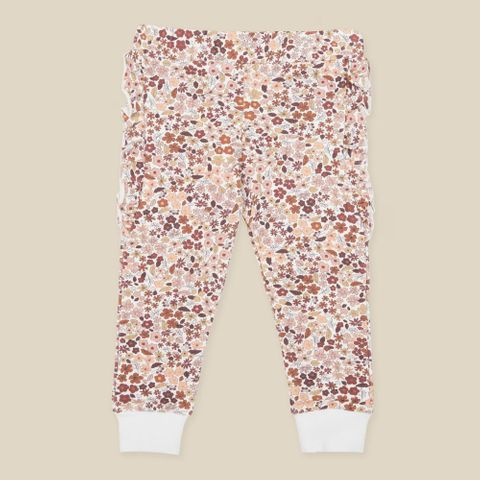 Kapow Bloom Frill Trackie Leggings