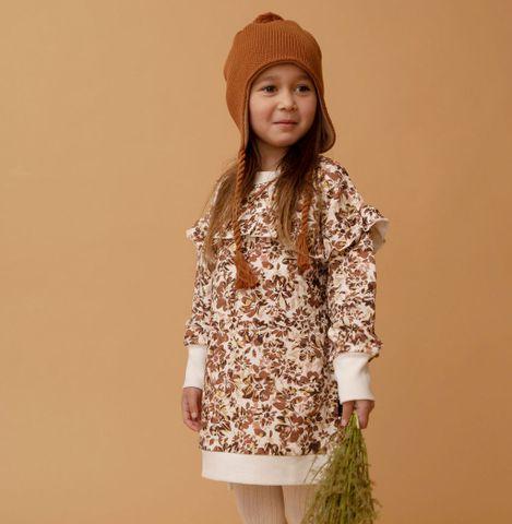 Kapow Wallflower Sweater Dress