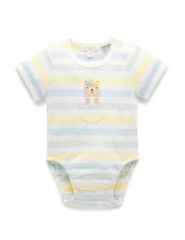 Purebaby Little Lifesaver Bodysuit
