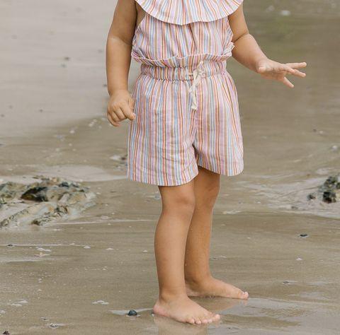 Dukes & Duchesses Gelato Stripe Shorts