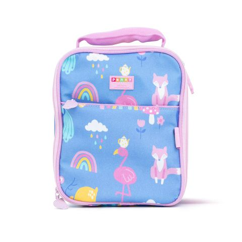 Penny Scallan Rainbow Bento Cooler Bag