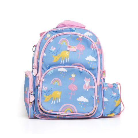 Penny Scallan Rainbow Backpack Large