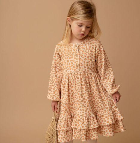 Kapow Fresh as a Daisy Dress