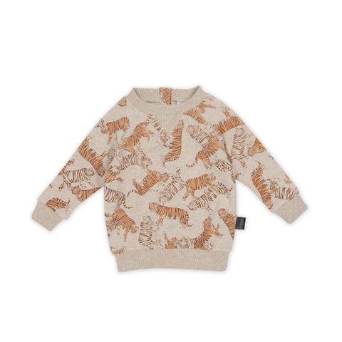 Kapow Sweater Toasted Tigers