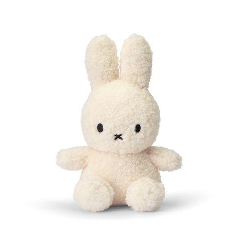 Miffy Sitting Teddy Cream 23cm