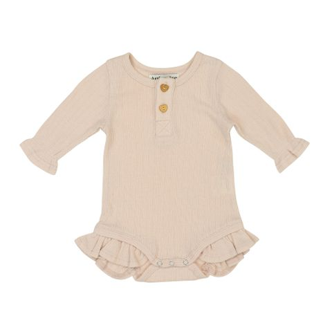 Arthur Avenue Soft Onesie Rose