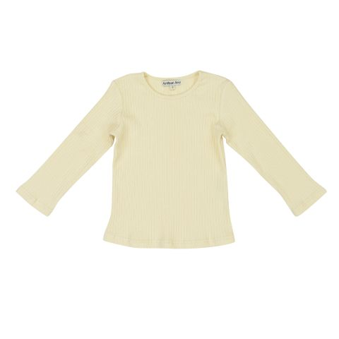 Arthur Avenue Basic Top Cream