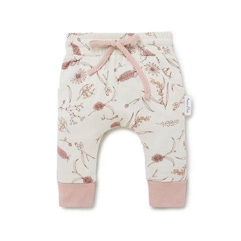Aster & Oak Native Flora Harem Pants