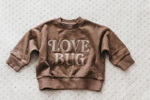 Bencer & Hazelnut Love Bug Jumper Mocha