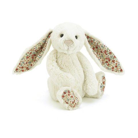 Jellycat Bashful Cream Blossom Bunny Medium