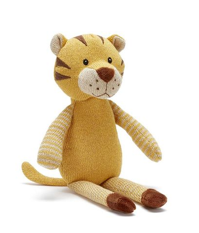 Hana Huchy Teddy the Tiger