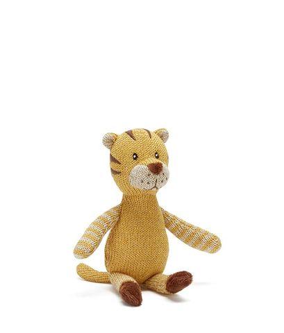 Nana Huchy Teddy the Tiger Rattle